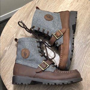 Ralph Lauren Polo Ranger Hi Boots